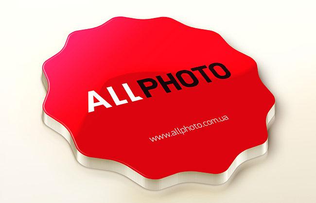 Фирменный стиль сети фотомагазинов