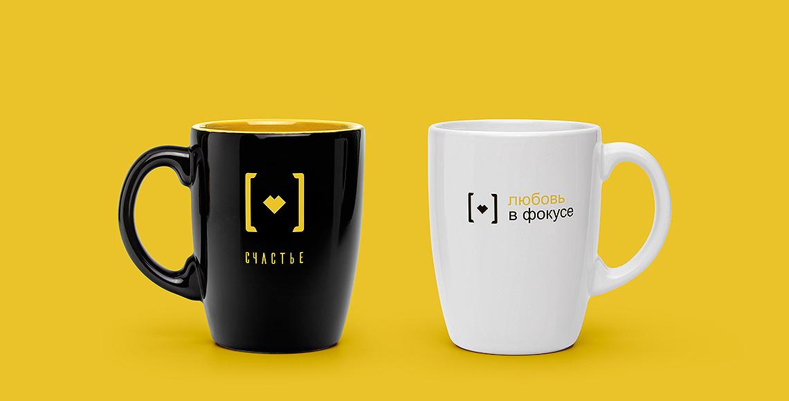 брендированные чашки