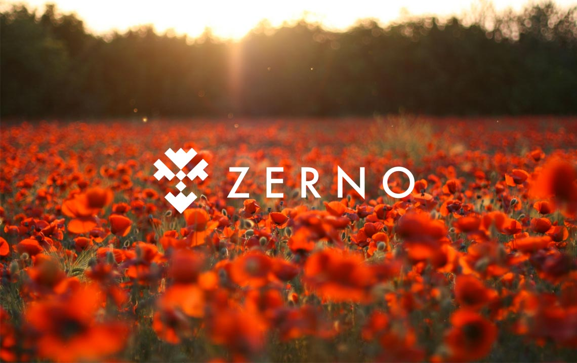 Zerno цветы