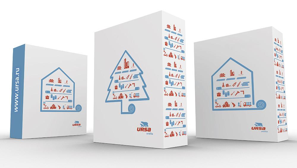 Подарочные коробки URSA