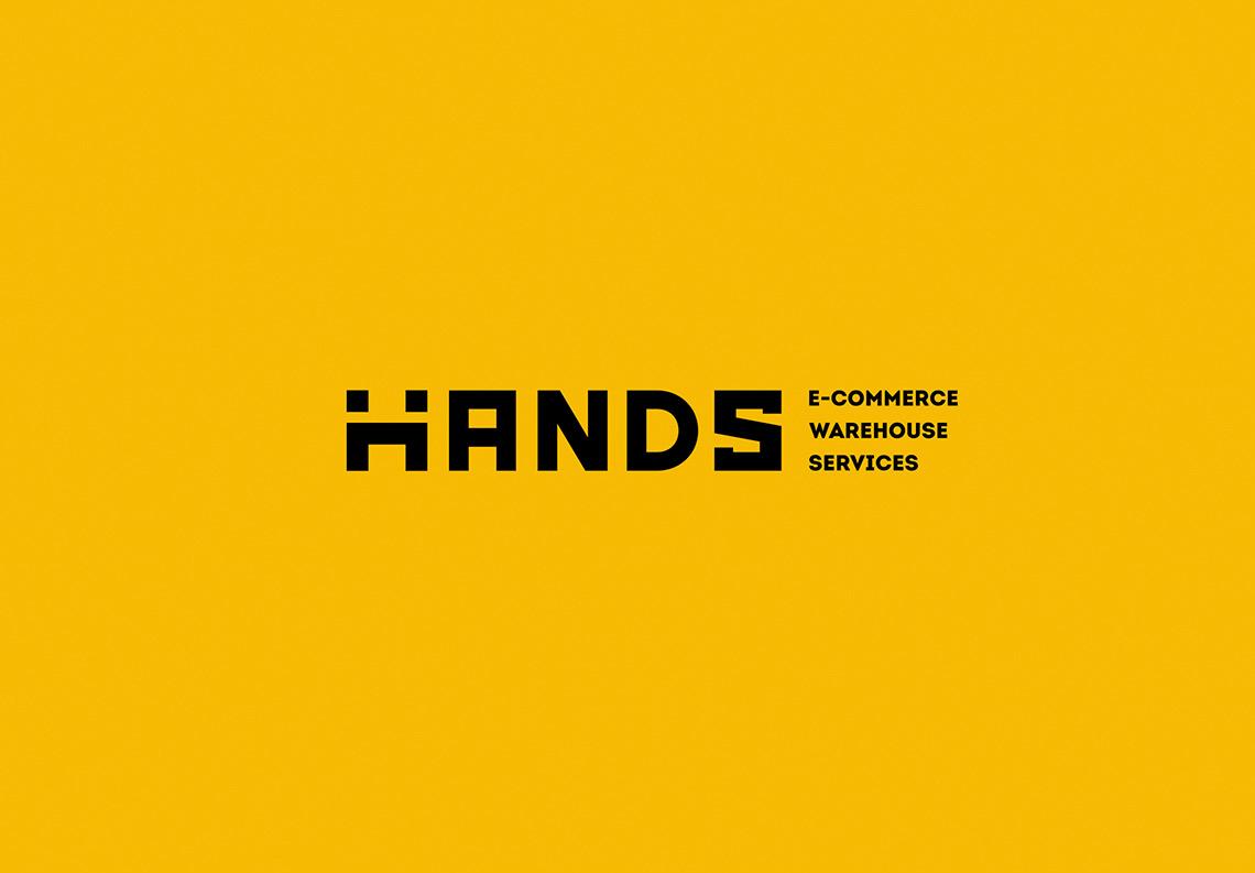 Основная версия логотипа Hands