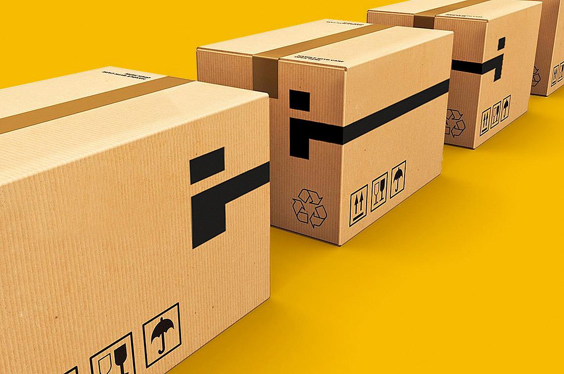 коробки HANDS