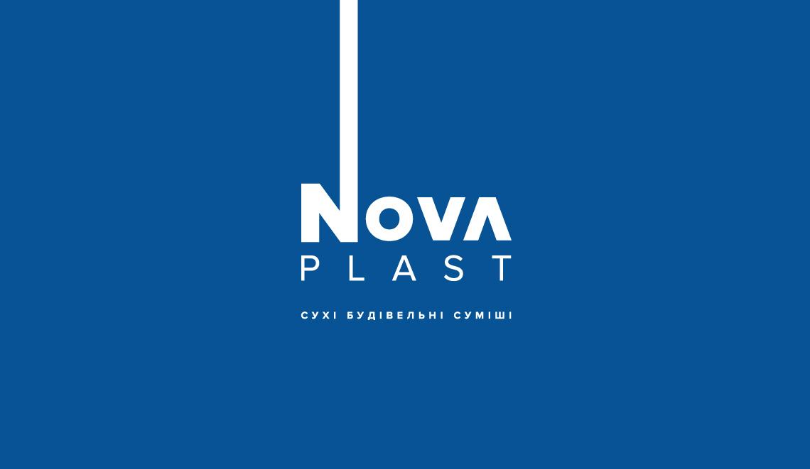 логотип Novaplast