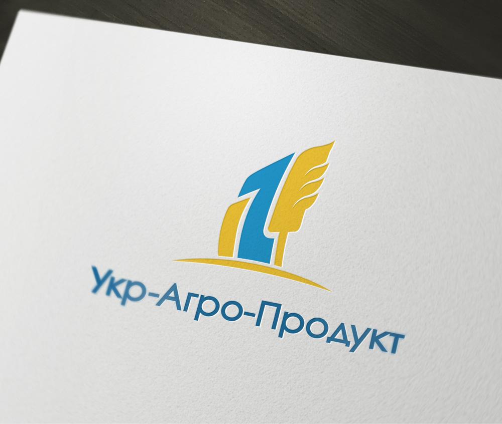 Основная версия логотипа Укр-Агро-Продукт