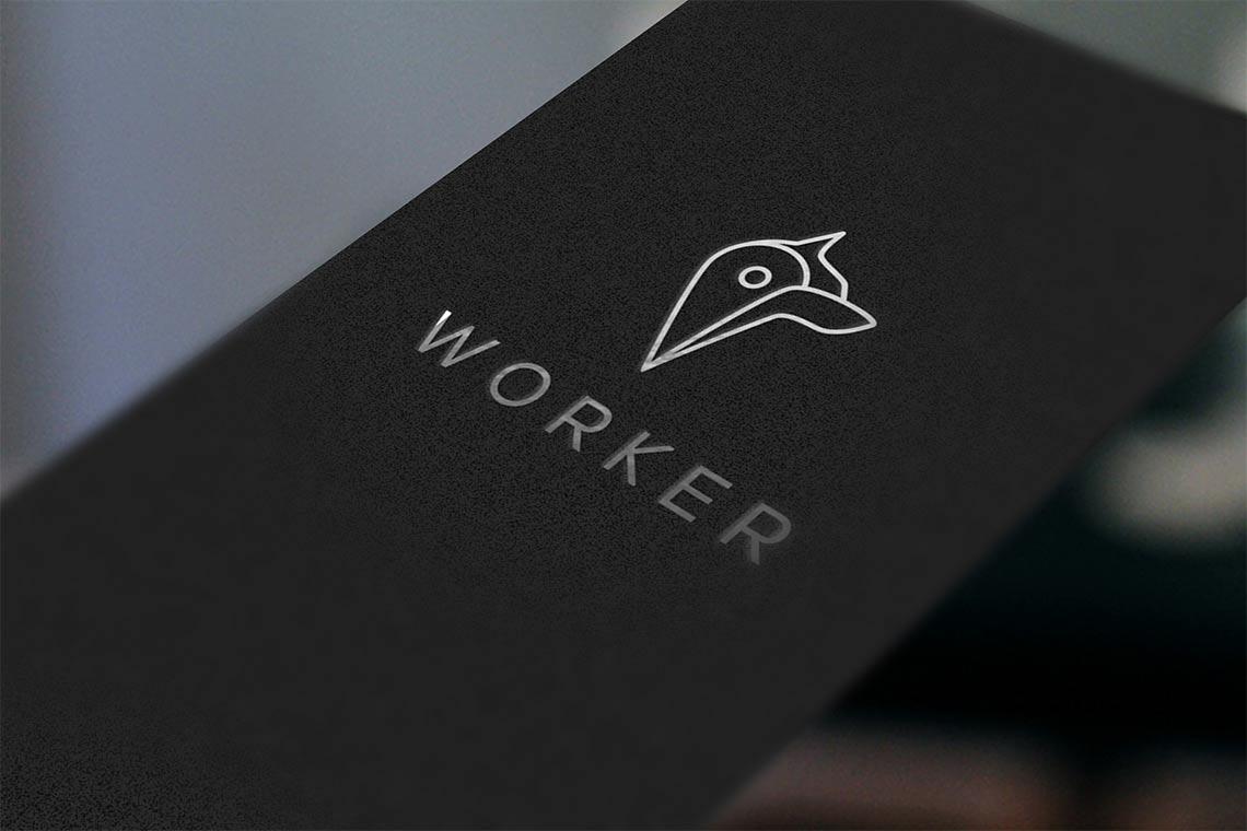 Логотип Worker