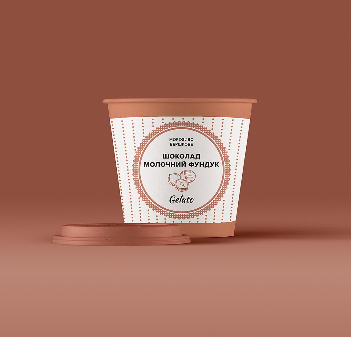 Gelato – шоколад